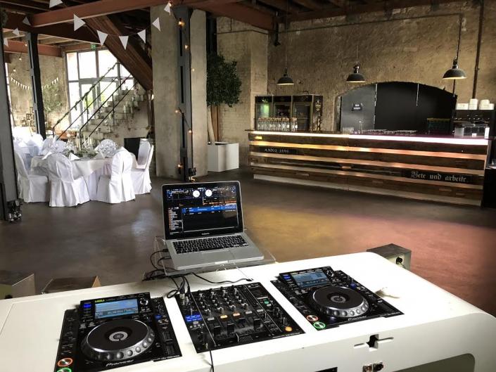 Hochzeits-DJ Gutshof Ladenburg